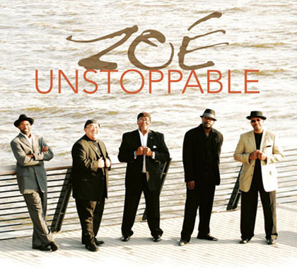 Zoe Unstoppable Engineered by CAS Music
