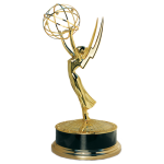 Emmy Award. C.A.S. Music is a proud recipient of multiple Emmy Awards.