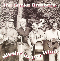 The Snake Brothers, Hissin' in the Wind, recording Mixing and Mastering by cas music
