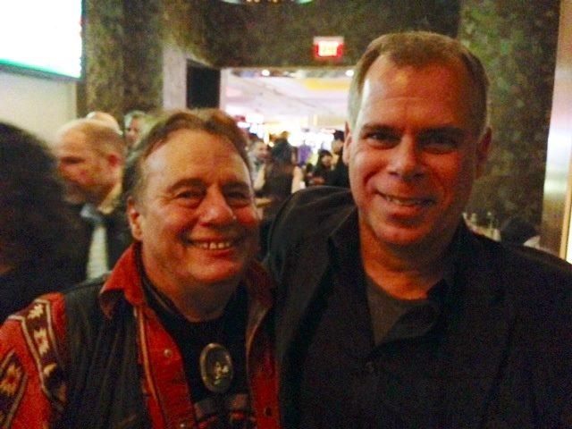 Eddie Brigati and Chris Orazi at The Borgata