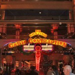 CAS Music designed, programmed and installed The Amazing Cash Contraption at Tropicana Casino, AC.