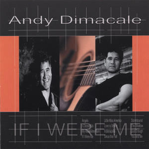 If I Were Me -LP - Andy Dimacale