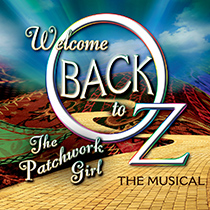 Welcome Back to Oz - Original MusicalChris Orazi - Donna Swajeski