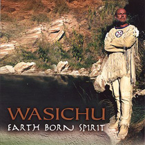 Earth Born Spirit - LP - Wasichu