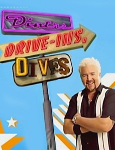 Diners, Drive-Ins and Dives with Guy Fieri
